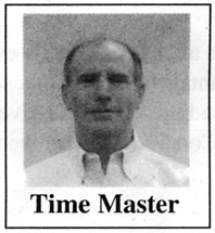 A So-Called Time Master